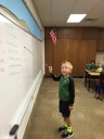 Now I know my ABCs --- in Spanish! At PVE